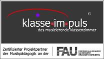 logo klasse im puls